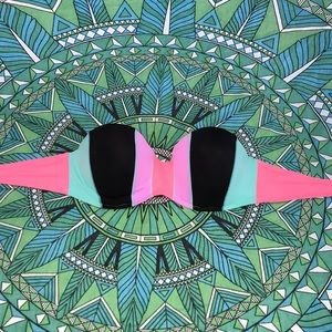 Victoria's Secret strapless bikini top
